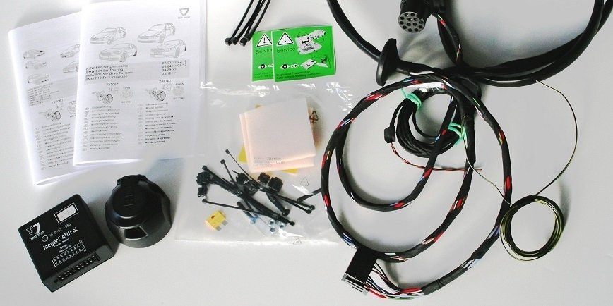 Wiązki elektryczne haka. Poprawna diagnostyka