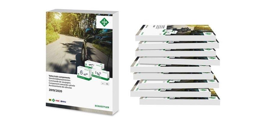 Schaeffler: nowe wydanie katalogu dla układu rozrządu