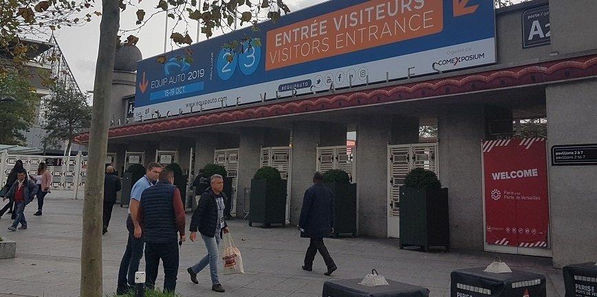 W Paryżu EQUIP AUTO 2019 z dużym polskim akcentem. Jesteśmy na miejscu