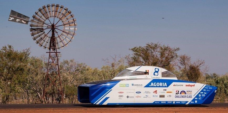 Cromax: zespół Agoria Solar Team zdobywa mistrzostwo świata