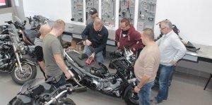 Yamaha wspiera młodych mechaników