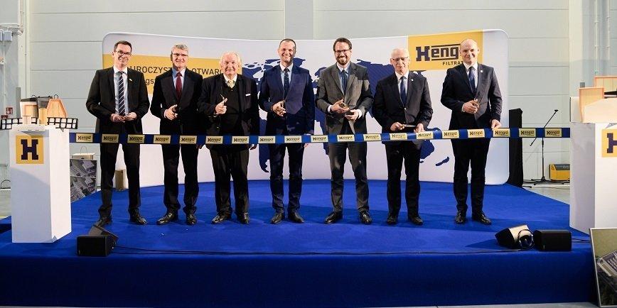 Nowa fabryka Hengst w Rawiczu