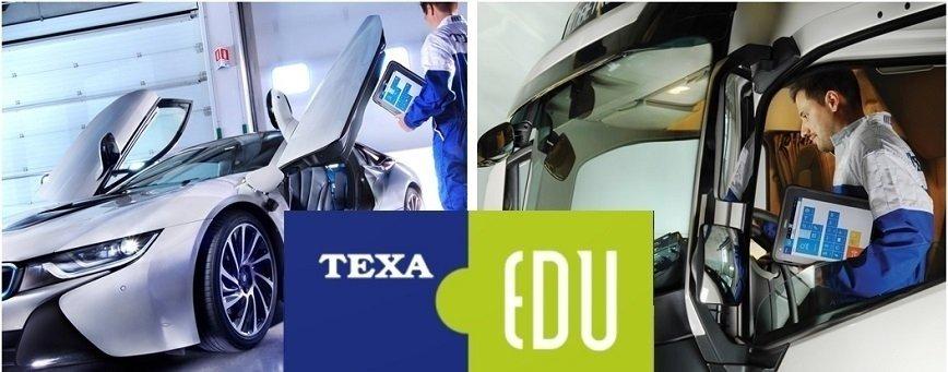 TEXA EDU: szkolenia w listopadzie i grudniu