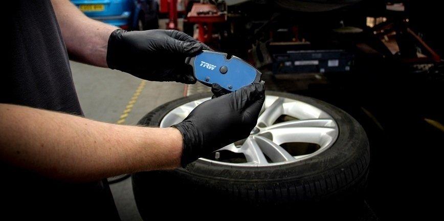 TRW: nagroda dla klocków hamulcowych do pojazdów elektrycznych