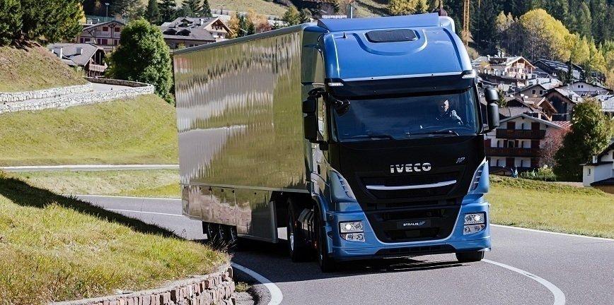 Będzie boom na pojazdy ciężarowe zasilane gazem ziemnym?