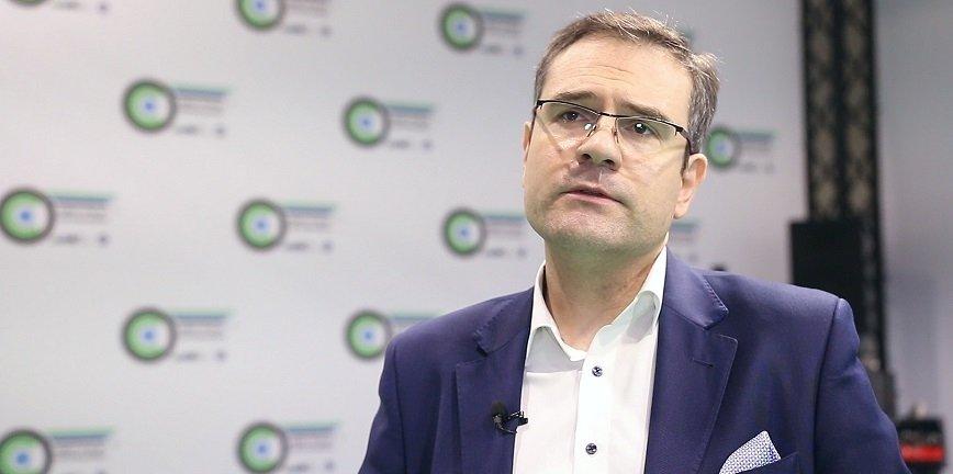 Piotr Sarnecki, dyrektor Polskiego Związku Przemysłu Oponiarskiego.