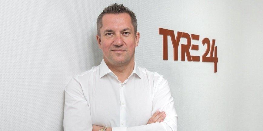 - Naszym obowiązkiem jest zapewnić naszych klientów, że mogą polegać na jakości części oferowanych na platformie Tyre24 - mówi Michael Saitow, dyrektor generalny i założyciel SAITOW AG/Tyre24