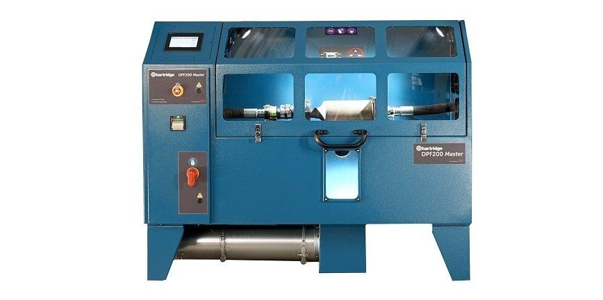 Delphi Technologies: nowa maszyna do czyszczenia filtrów DPF