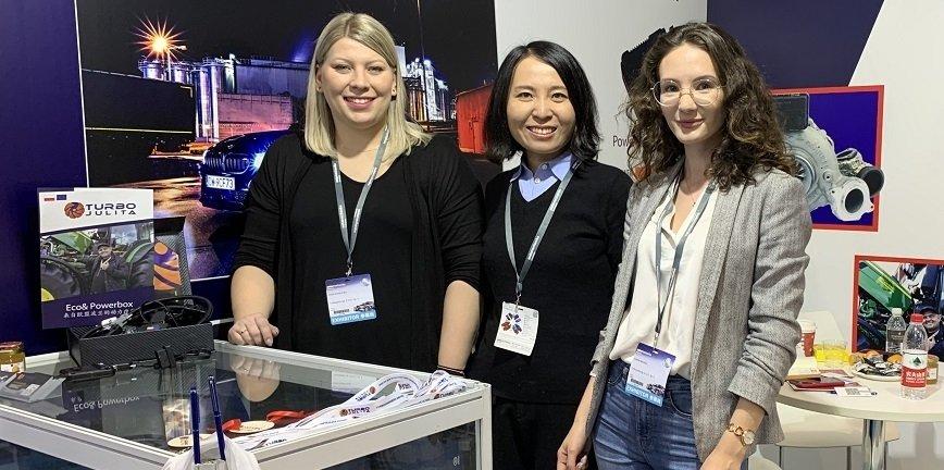 Automechanika Shanghai 2019 z polskim pawilonem [GALERIA]