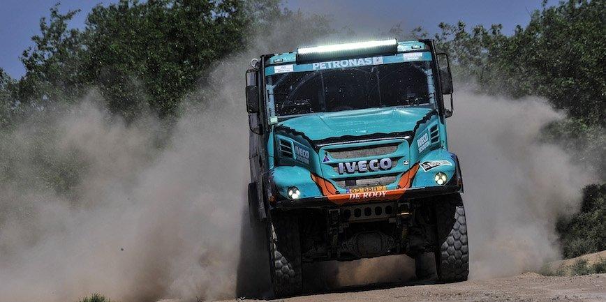 PETRONAS Team De Rooy IVECO gotowy do Rajdu Dakar 2020