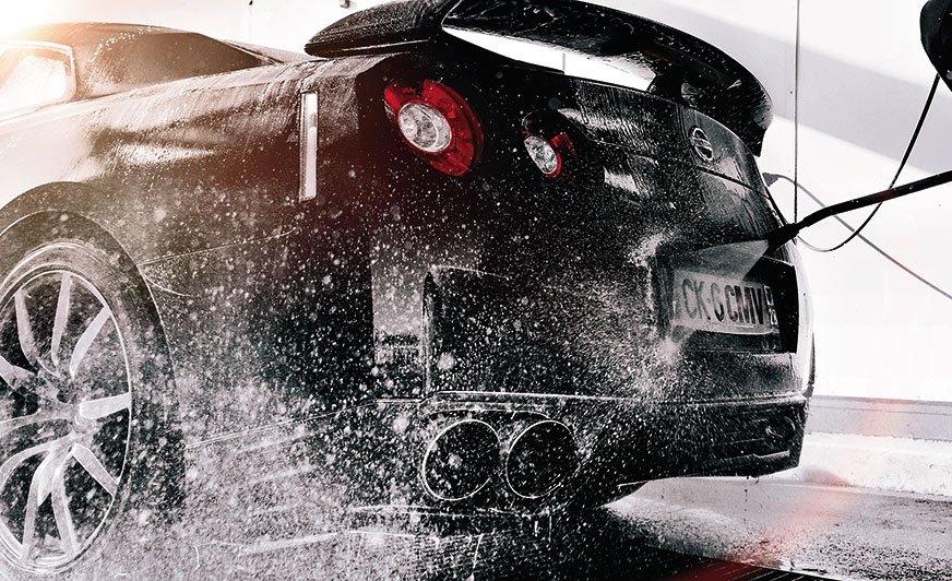 Ochrona karoserii auta przed zimową korozją