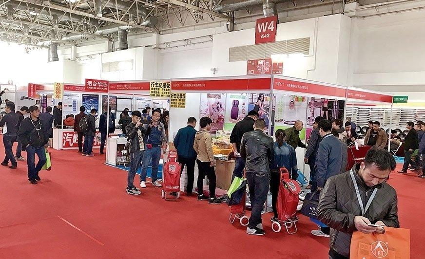 Targi AMR w Pekinie jeszcze bardziej międzynarodowe