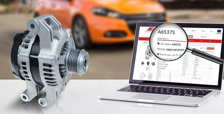 AS-PL: alternator m.in. do Chryslera, Fiata czy Jeepa