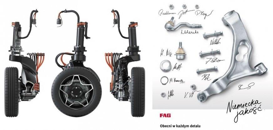 Schaeffler rozszerza ofertę marki FAG o części zamienne do podwozia