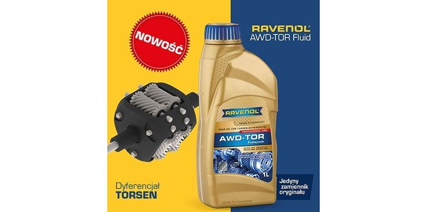 Nowy olej w ofercie Ravenol – jedyny zamiennik oryginału!