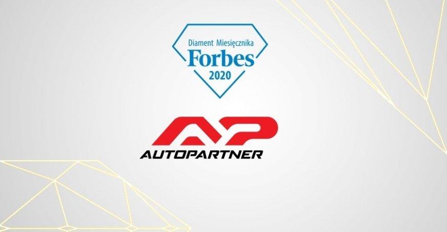 Auto Partner po raz drugi laureatem Diamentów Forbesa