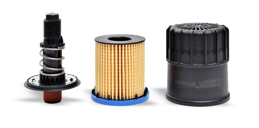 Jakie ograniczenia mają filtry oleju spin-on?