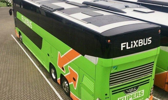FlixBus testuje autobus dalekobieżny zasilany energią słoneczną