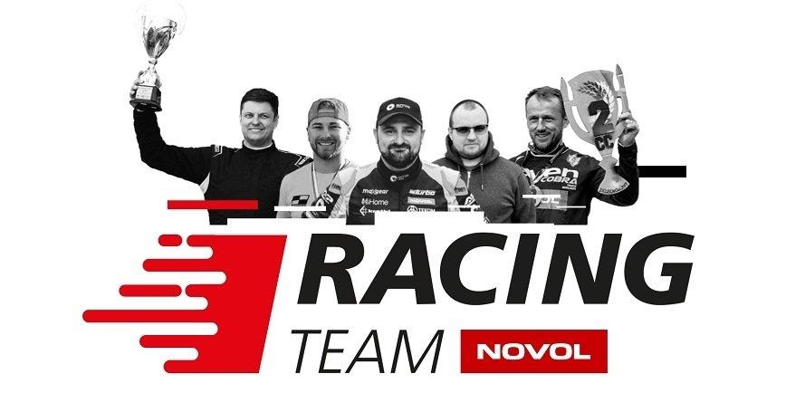 Nowy projekt sponsoringowy NOVOL Racing Team