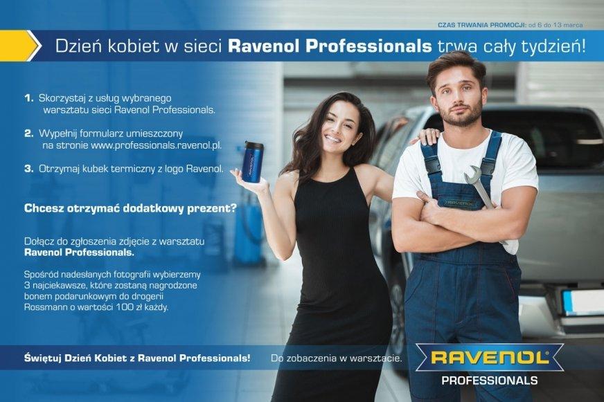 Dzień Kobiet w sieci Ravenol Professionals