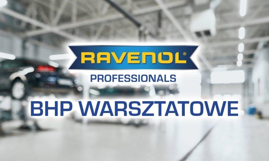 Warsztaty Ravenol działają. Oto funkcjonujące tam zasady BHP