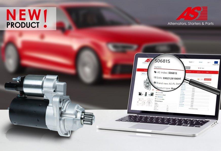 AS-PL: nowy rozrusznik dla grupy VW