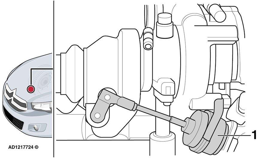 Citroën C-Elysee: brak mocy silnika, zapisane kody usterek. Oto rozwiązanie