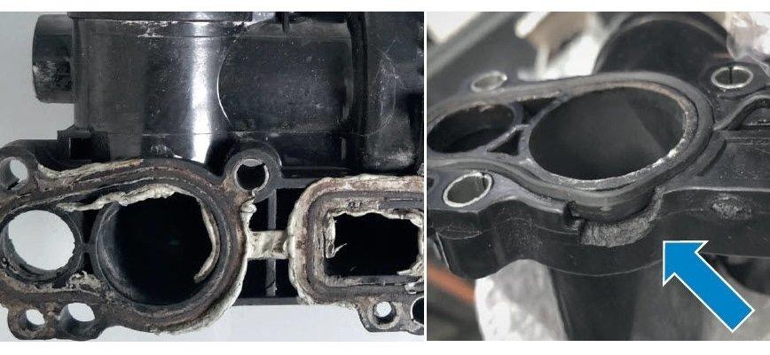 Pompy wody Audi/Seat/Škoda/VW. Montażowe uszkodzenia [ZDJĘCIA]