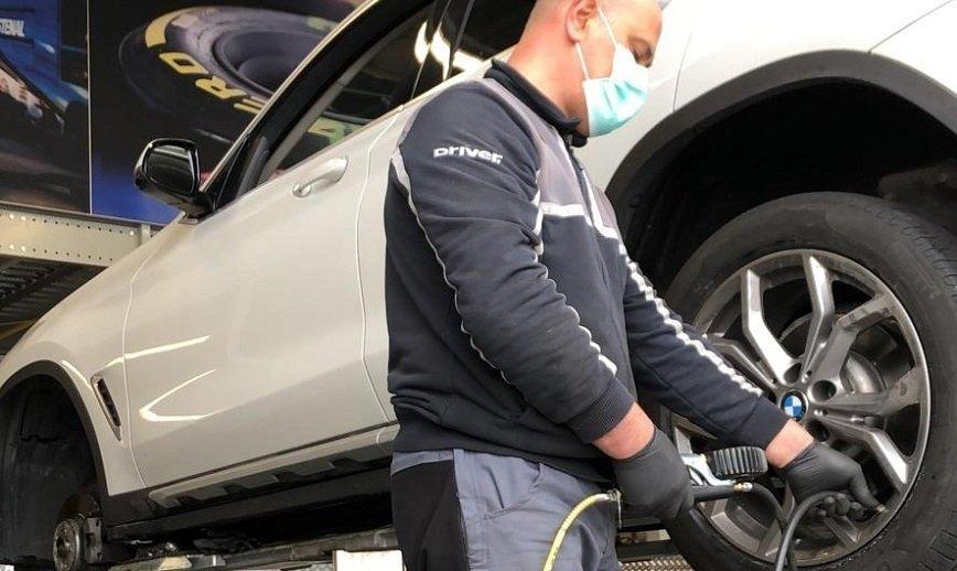 Pirelli: po dłuższym postoju warto sprawdzić opony w warsztacie