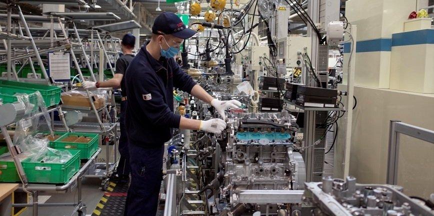 Toyota w Polsce: rusza produkcja silnika 1,5 l dla hybryd i napędów konwencjonalnych