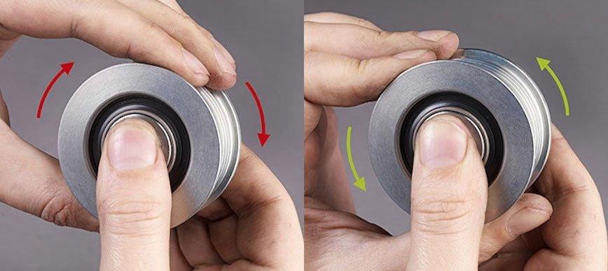Jak sprawdzić, czy wolne koło pasowe alternatora wymaga wymiany?
