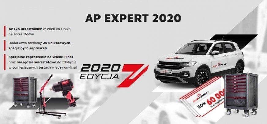AP EXPERT 2020 – ostatnia szansa sprawdzenia się
