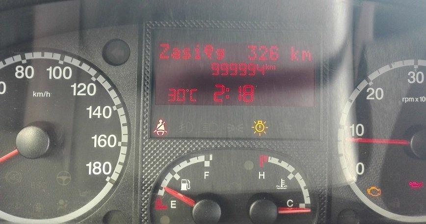 Milion kilometrów Fiata Ducato. Niemal bezawaryjnie, bez dolewek oleju