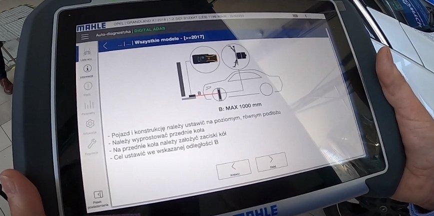 Kalibracja kamer i radarów ADAS. Procedury, zasady [Akademia Techniczna Warsztat.pl]