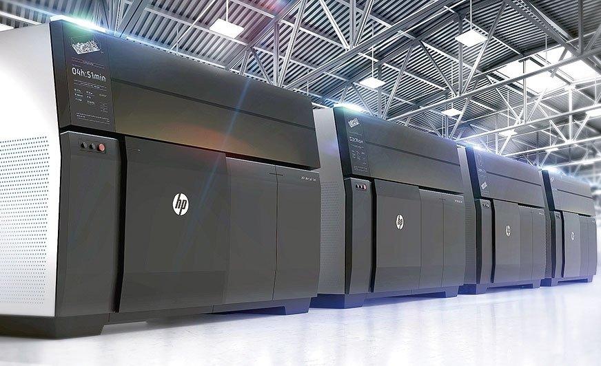 HP poszerza możliwości technologii druku 3D