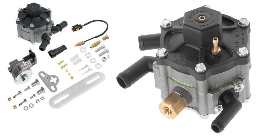 STAG: reduktor R02 do silników o mocy 150 KM