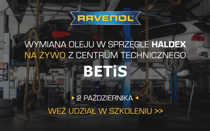 Ravenol zaprasza na szkolenie z mechanizmów typu Haldex