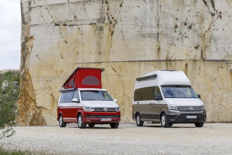 We wrześniu rejestracje dostawczych Volkswagenów wzrosły o ponad 47 procent