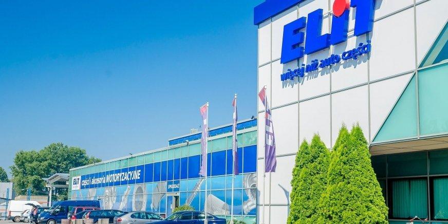 Światowe marki w ofercie ELIT Polska
