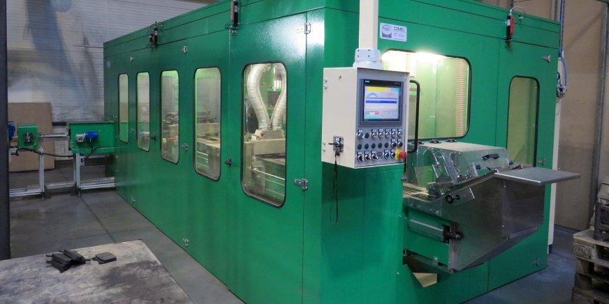 Steinhof unowocześnia linie produkcyjne klocków hamulcowych