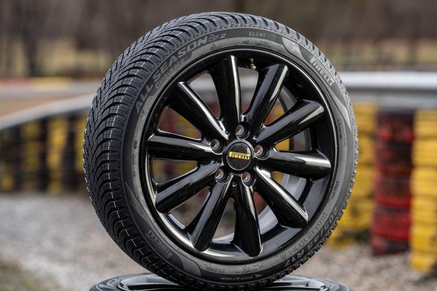 Pirelli przedstawia całoroczną nowość. Oto Cinturato Allseason SF2