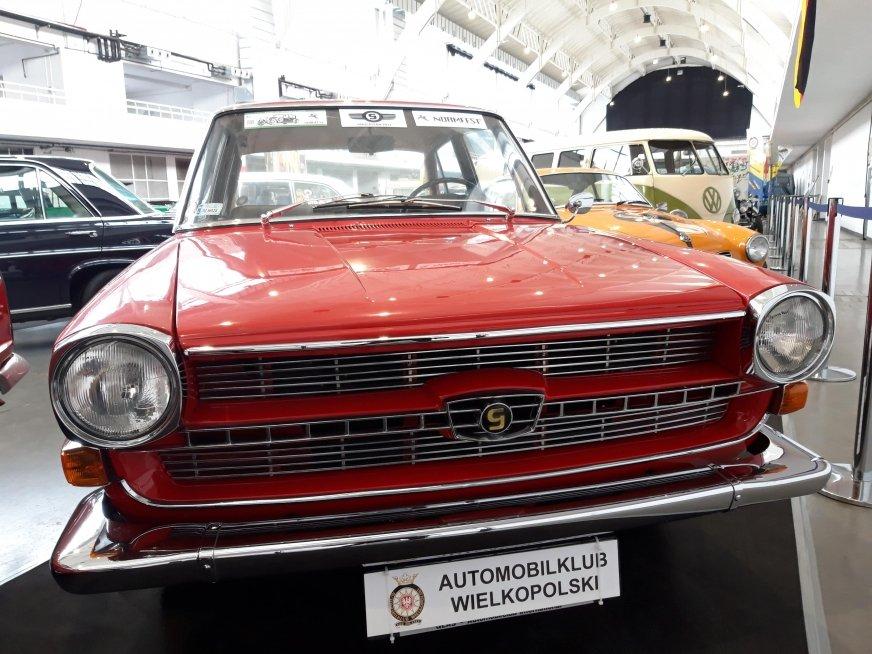 Muzeum Motoryzacji w Poznaniu otwarte