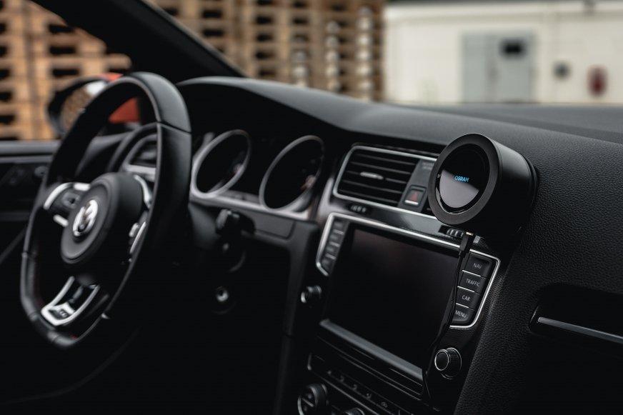 Czyste powietrze w samochodzie