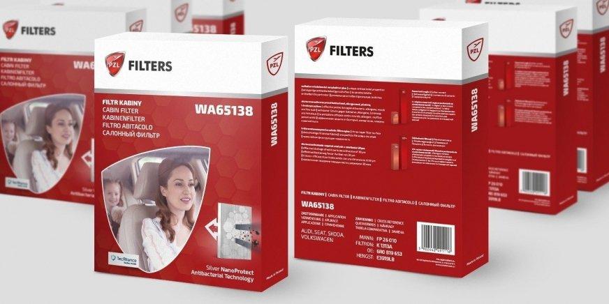 PZL Sędziszów: antybakteryjne filtry kabinowe Silver Nano Protect