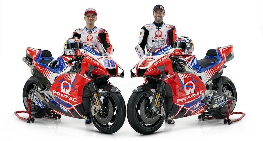 Pramac Racing i FIAMM ponownie razem w MotoGP