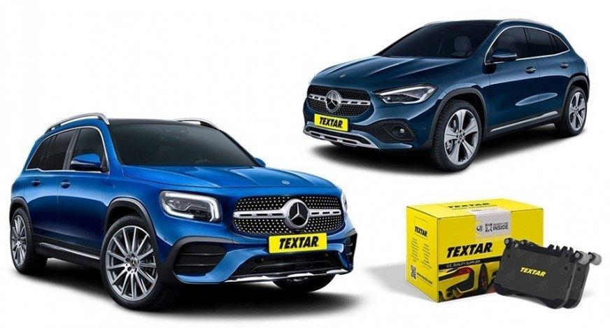 Nowa oferta Textar do modeli Mercedesa, Porsche, Toyoty i Volvo