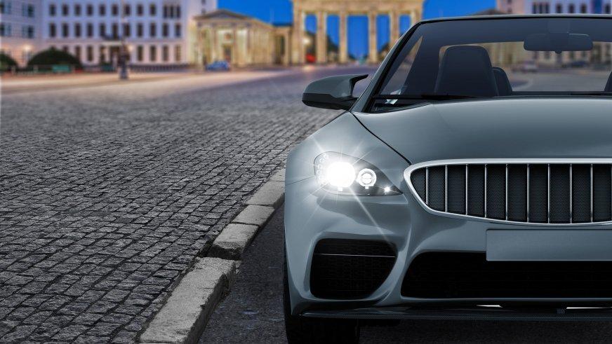 Retrofity Philips LED legalne na niemieckich drogach