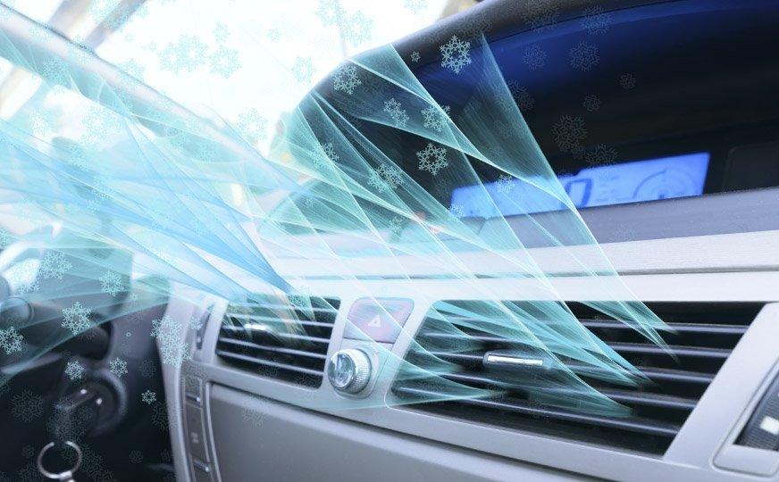 Zadbaj o arktyczny powiew zimna w samochodzie, na lata…
