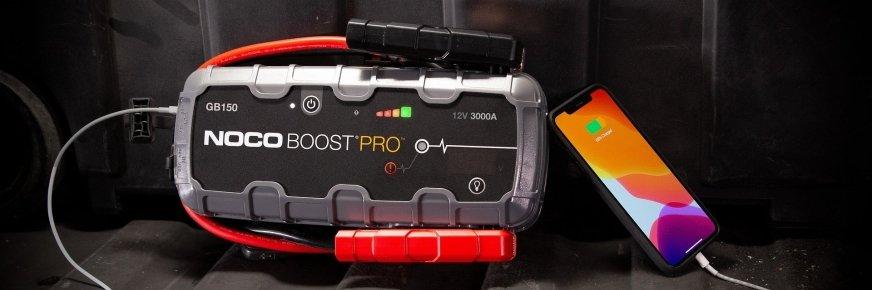 NOCO BOOST nie tylko do akumulatora samochodu
