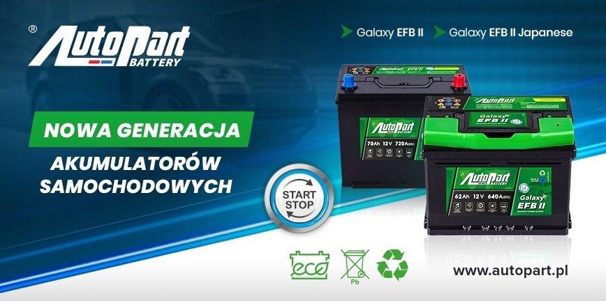 Autopart: nowa generacja akumulatorów samochodowych